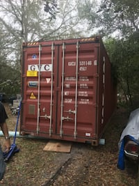 Shipping Container Charleston