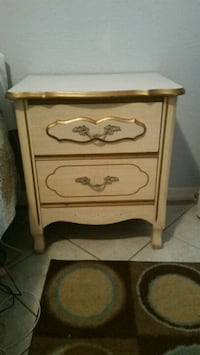 French Provencal night table DeLand, 32724