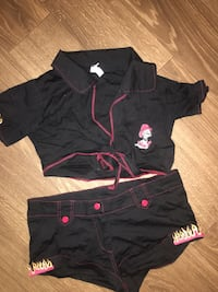 Women's Firefighter Costume Size S/M Downey, 90240