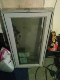 white wooden framed glass window Tampa, 33624