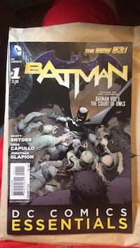 Batman comic book: the court of owls  Indianapolis, 46260