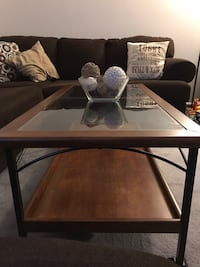 Glass coffee table Mount Airy, 21771