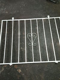 black metal window grill Tampa, 33614