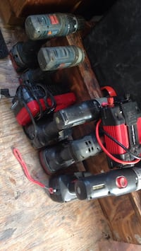 black and red power tools Oroville, 95966