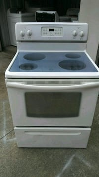 Glass Top Electric Stove Euclid