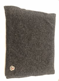 Scarf - Moncler - Wool Charcoal Colour Toronto, M8Z 0A1