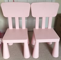 Children's Table and chair set 32 km