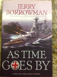 as time goes by by jerry borrowman McCall, 83638