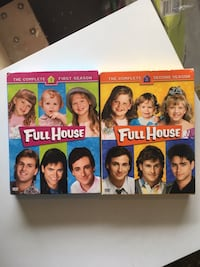Full house season 1 and 2 Mississauga, L5L 1L1