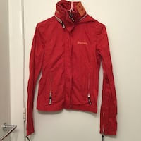 Red bench jacket size xs Toronto, M8Y 0A1