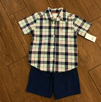 2T New with tags Carter's Toddler Boy Tucson, 85746