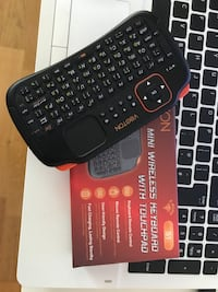 Keyboard touchpad wireless Oslo, 0572