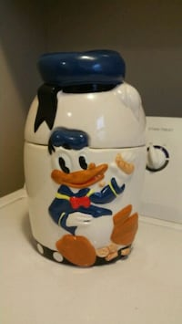 Collectors Disney Cookie Jar De Winton, T0L 0X0