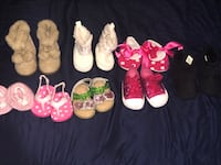 Baby shoes. 0-12 months  Ocala, 34472