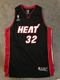 Shaquille O'neal Miami Heat XL jersey Madison, 53704