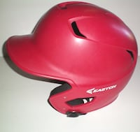 Easton Z5 Grip Red Batters Baseball Helmet Senior 6 7/8 to 7 5/8 London