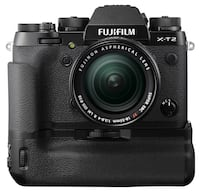 Fujifilm X-T2 with grip Burlington, L7L