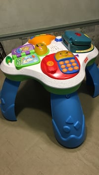 Fisher Price Learning Table English and Spanish Port Orange, 32128