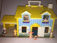 Play family house Fisher Price Toy Montreal