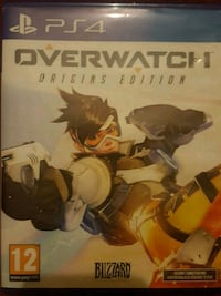 Overwatch Origins edition (PS4) Luton, LU3 1HP