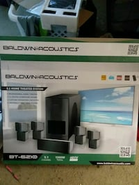 5.1 home theater system Norcross, 30071