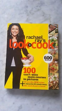 Rachel Ray Cookbook Toronto, M3M 2T5