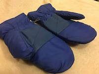 Men's Large Snow Gloves, Nylon outer and Nylon Insulation, New South Gate, 90280