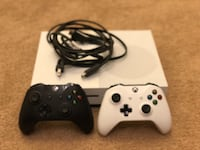 two white and black Xbox One controllers Reno, 89523