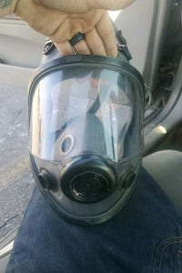 Honeywell Full and Half Face Respirators and Brand New Filters