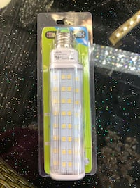 LED E26 clear 4000k long neck Mississauga, L5T 0B3