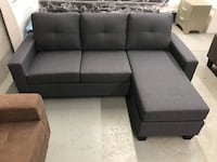 Brand new grey fabric sectional sofa warehouse sale, limited quantities  多伦多, M1S 4A9