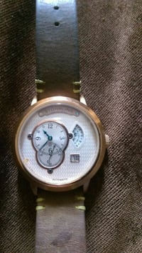 Sturling automatic watch with glass back Edmonton, T5E 5N4