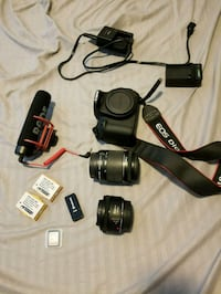 Canon T5i with rode mic, two lenses, and much more Portland, 97209