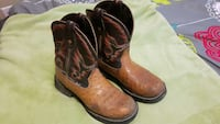 Price reduced! Ladies cowboy boots Lethbridge, T1K 5W9