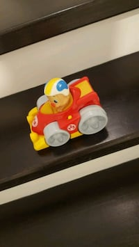 Infant Toy Car