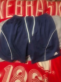 Womens Adidas workout shorts size Medium great condition