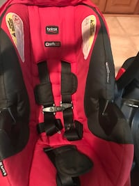 Baby's red and black car seat Gaithersburg, 20879