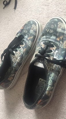 Star wars limited addition vans! size 6.5
