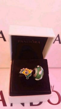 Authentic Pandora Charm Set Toronto