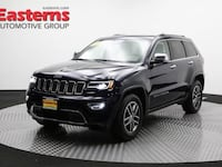 2017 Jeep Grand Cherokee Limited Sterling, 20166
