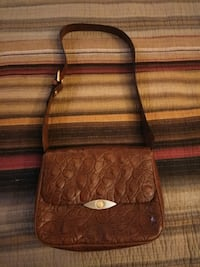 BONIA Purse - Leather Cross Body Bag Handbag - Roma Design PITTSBURGH