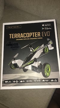 Terracopter EVO Drone for sale!!