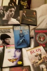 four assorted DVD movie cases Los Angeles, 90044