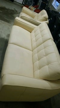 Leather Couch, chair, and ottoman  Brandywine, 20613