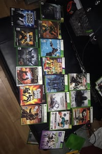 Various console games 175 for all or sold separately