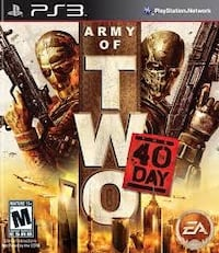 PS3 ARMY OF TWO 40 DAY Y. Bahçelievler, 06490
