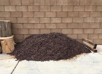 Red Rubber Mulch Lancaster, 93536