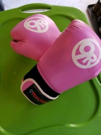 Women's boxing clubs Monmouth