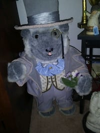 Rare collectible plush Bear doll Las Vegas, 89110