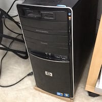 Dell monitor and hp pc San Dimas, 91773